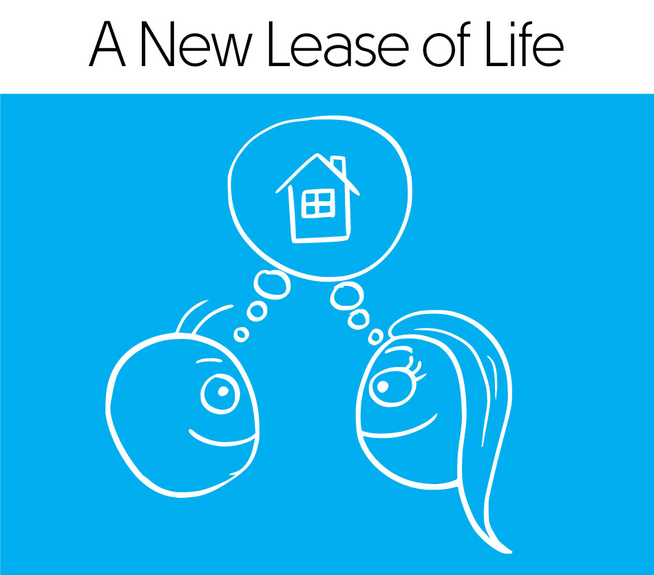 A New Lease Of Life